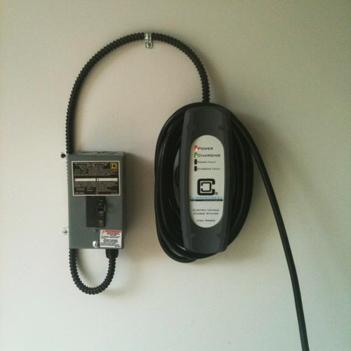 Clippercreek Lcs 25 Metro Plug In Your Ev Charging Solution