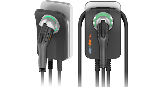 New Chargepoint Home 32amp 25 Cord Metro Plug In